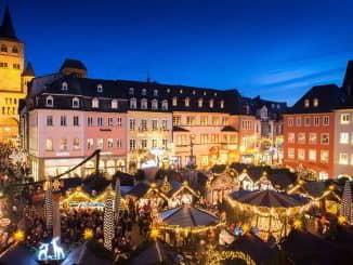 Trier Christmas Market - Rhineland-Palatinate