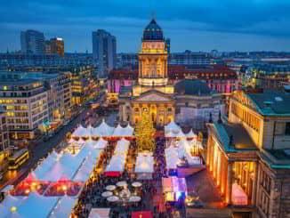 The great Berlin Christmas market