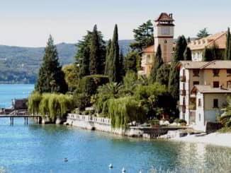 Best hotels in Lake Garda Grand Hotel Fasano