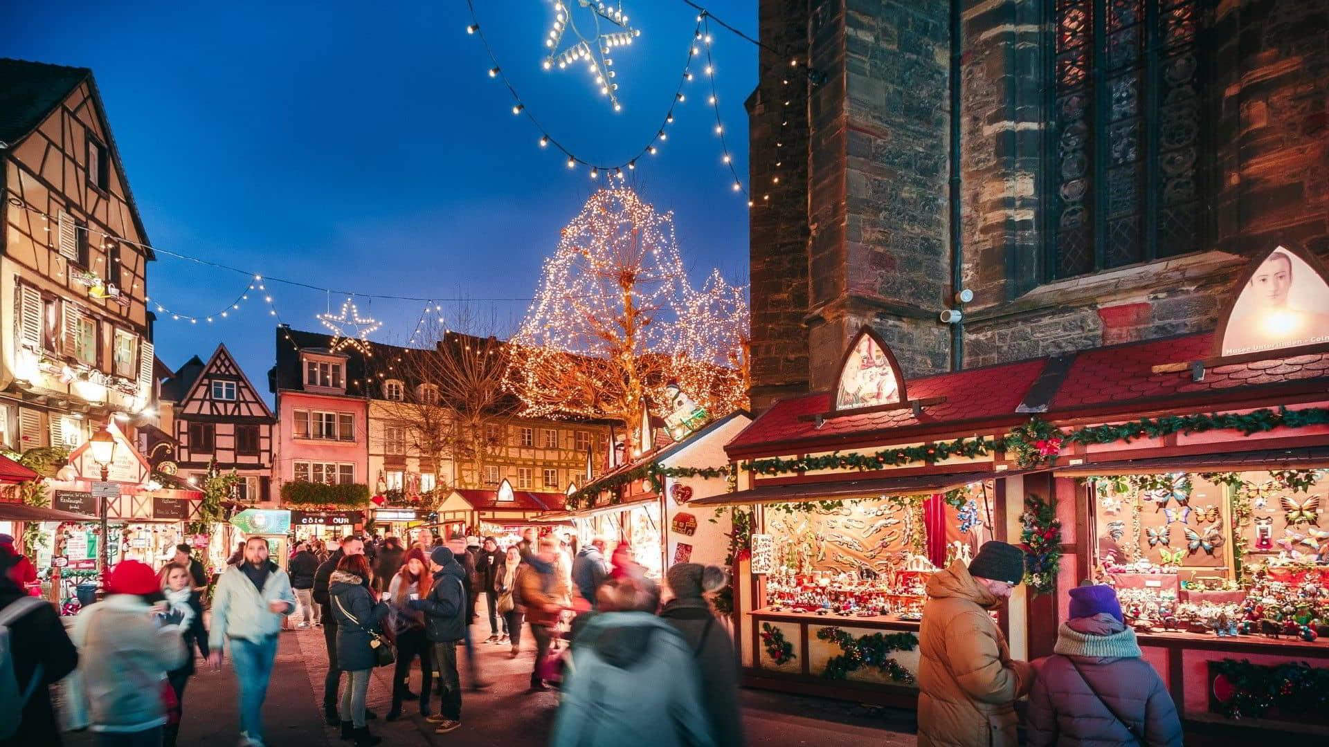 Strasbourg Christmas Market Christkindelsmärik Capitale de Noel (2)