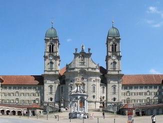 Kloster Einsiedeln- Einsiedeln Monastery 3