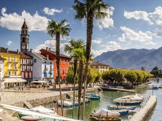 Most beautiful places to visit in Ticino, Switzerland
