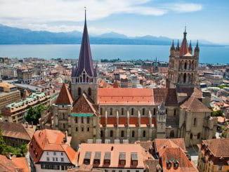Best places to visit in Vaud Switzerland