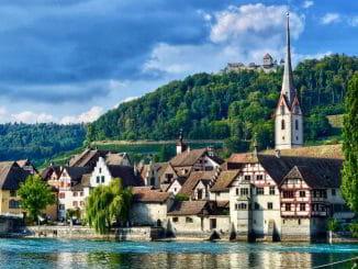 Places to visit in Schaffhausen Switzerland 1