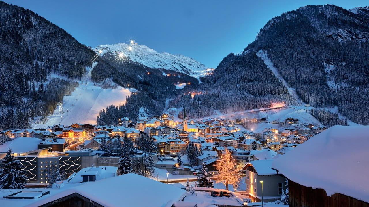 Ischgl best places to visit
