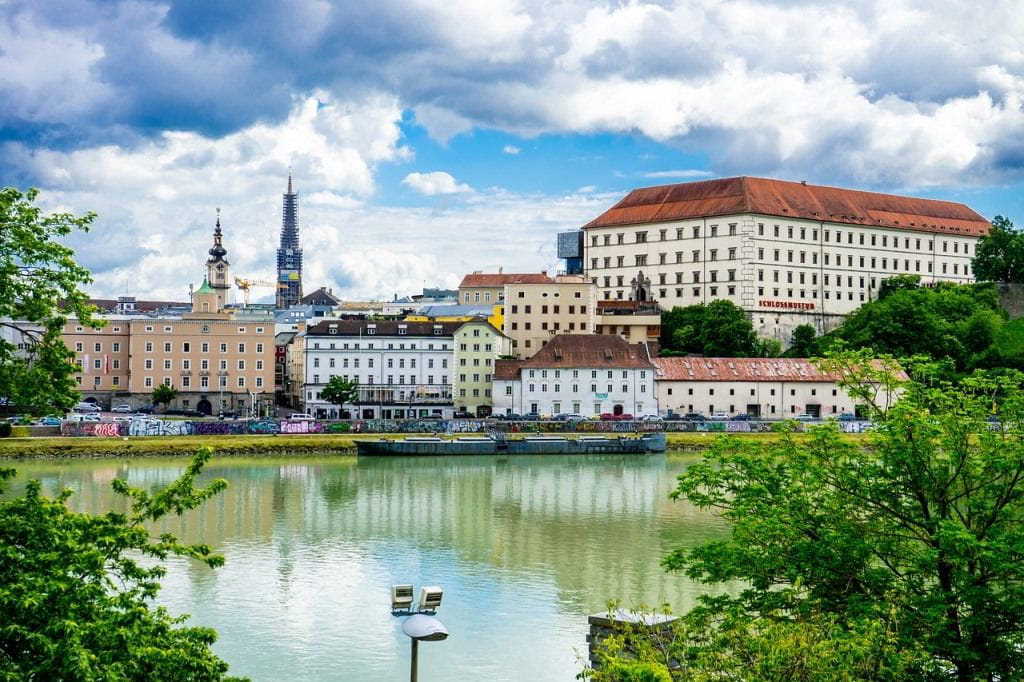 Places to see in Linz Austria
