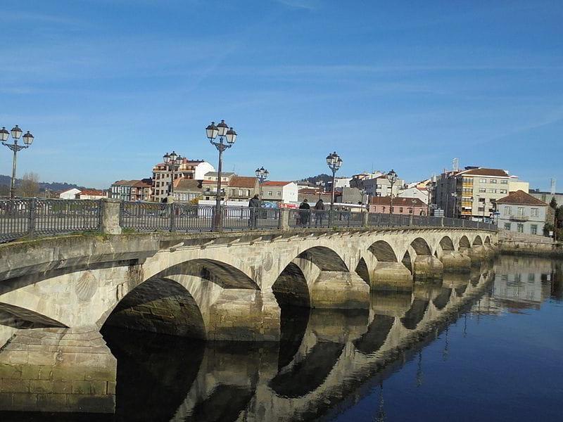 The Burgo Bridge - Puente del Burgo