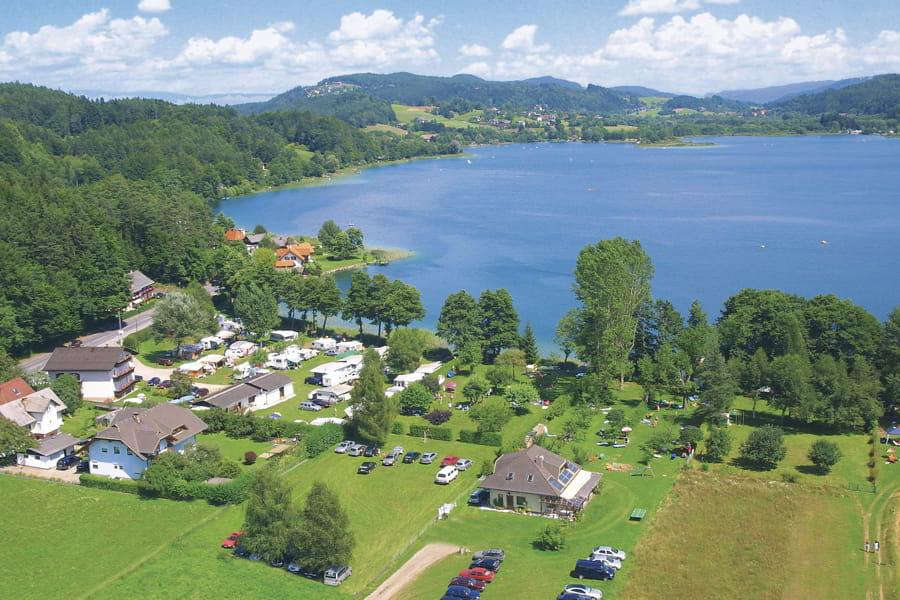 Things to see in Klagenfurt Austria